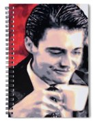 Damn Fine Cup Of Coffee Spiral Notebook