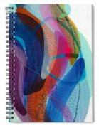 Dancing In The Kitchen Spiral Notebook