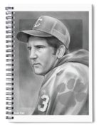 Danny Ford Spiral Notebook