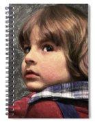 Danny Torrance Spiral Notebook