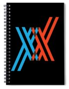 Darling In The Franxx Spiral Notebook