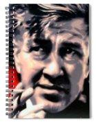 David Lynch Spiral Notebook