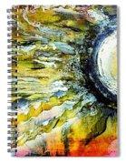 Dawn Of A New Sun Spiral Notebook