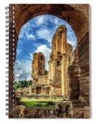 Day Spa Spiral Notebook
