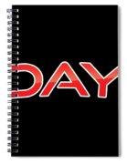 Day Spiral Notebook