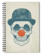 Dead Clown Spiral Notebook