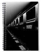 Death Railway Spiral Notebook