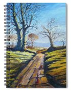 Deciduous Trees Spiral Notebook