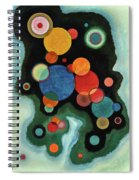 Deepened Impulse - Vertiefte Regung Spiral Notebook