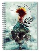 Delirium Spiral Notebook