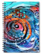 Demo Fish Spiral Notebook