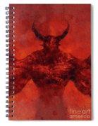 Demon Lord Spiral Notebook