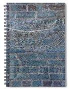 Denim- Sexy Blue Jeans Spiral Notebook