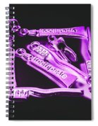 Dentistry Design Spiral Notebook