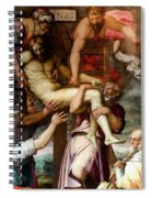 Deposition From The Cross Spiral Notebook