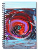 Depression And Me Two Fishes Spiral Notebook