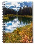 Deschutes River, Bend, Oregon Spiral Notebook