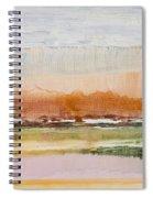 Desert Grasslands    Spiral Notebook