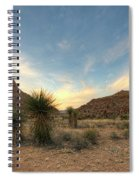 Desert Hike Spiral Notebook