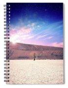 Desert Stars Spiral Notebook
