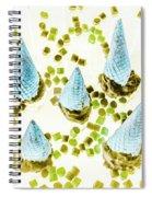 Desserted Spiral Notebook