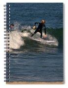 Determination Spiral Notebook