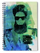 Dictator Watercolor I Spiral Notebook