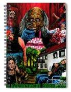 Die Damonische Morderoma Spiral Notebook