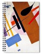 Digital Remastered Edition - Suprematism, No55 Spiral Notebook