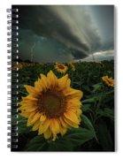 Disorder Spiral Notebook