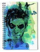Dixon Watercolor Spiral Notebook