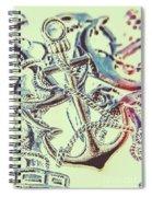 Docking Decor Spiral Notebook