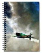 Dogfight Spiral Notebook