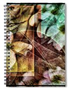 Dogwood Abstract Spiral Notebook