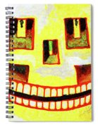 Dom The Sun Sugarskull Spiral Notebook
