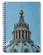 Dome Spiral Notebook