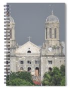 Domed Towers Spiral Notebook