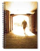 Don't Go Spiral Notebook