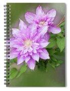 Double Clem Spiral Notebook