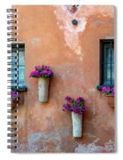 Double Pots Spiral Notebook