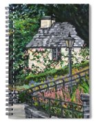 Dove Cottage Spiral Notebook