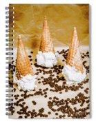 Downfall Spiral Notebook
