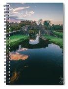 Downshire Bridge Spiral Notebook