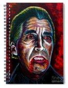 Dracula Lee  Spiral Notebook