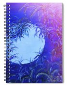 Dream By The Tropical Moon Spiral Notebook