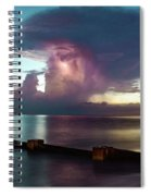 Dream To Dream Spiral Notebook