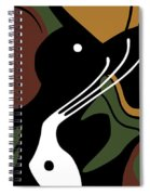 Dreams And Affirmations Spiral Notebook
