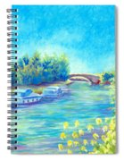 Dreamy Days Spiral Notebook