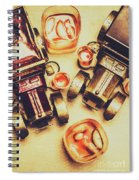 Drinks Delivery Spiral Notebook