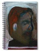 Driver Spiral Notebook